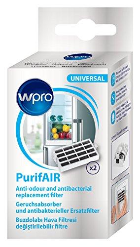 Filter-nachfüllpack (wpro PUR202 PurifAIR Kühlschrankfilter Nachfüllpack (2 Filter))