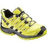 Salomon Unisex Kids' Xa Pro 3D CSWP J Outdoor Multisport Shoes