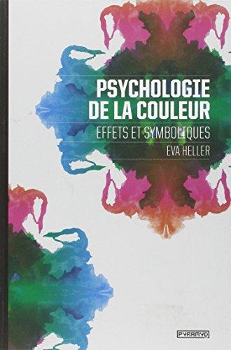 Psychologie de la couleur par Eva Heller