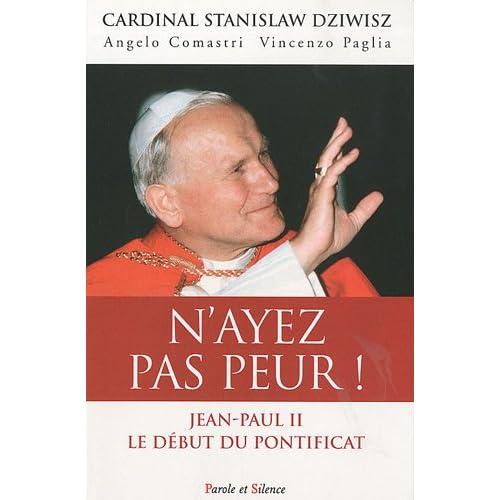 N'ayez pas peur ! : Jean-Paul II, Le début du pontificat