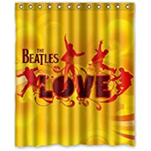 Beatles Love Album Cover Shower Curtain 60