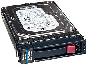 HP 458928-B21 Disque dur interne SATA 500 Go Noir