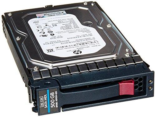 7.2 K Sata Festplatte (HP 458928-B21 500GB interne Festplatte  (SATA, 7200rpm, 8,9 cm (3,5 Zoll)))