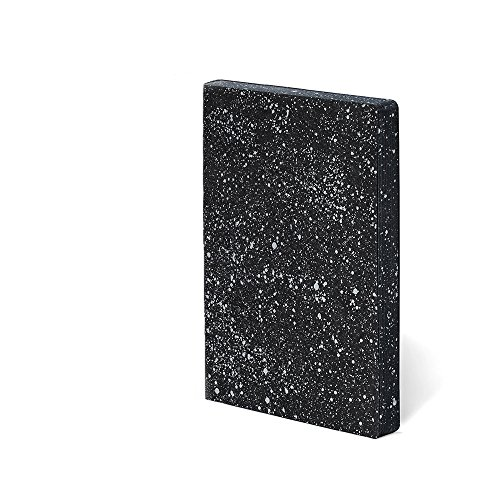 nuuna-design-notizbuch-graphic-l-milky-way-smooth-bonded-leather-softcover-farbschnitt-punktraster-2