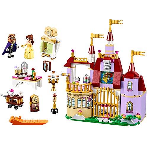 LEGO Disney Princess 41067 Belle's Enchanted Castle Building Kit (374 Piece) by Disney