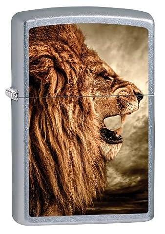 Roaring Lion - Zippo Briquet Roaring
