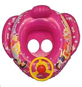 just4baby si ge gonflable de piscine pour enfant voiture design princesse 2 5 ans. Black Bedroom Furniture Sets. Home Design Ideas