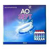 Aosept Plus contactlenzen 360 ml (5 Stuk)