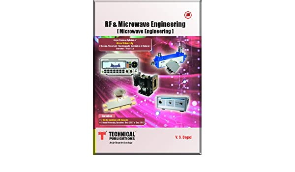 Buy RF and Microwave Engineering for anna university Book Online at