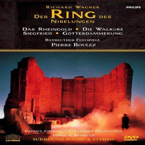 Richard Wagner - Der Ring des Nibelungen (NTSC) [7 DVDs]