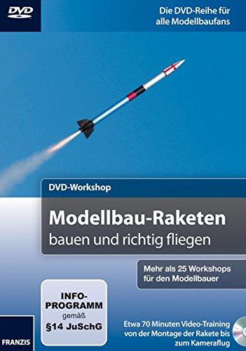 Modellbau-Raketen bauen und richtig fliegen, DVD