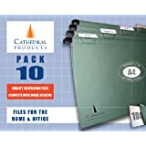 Suspension Files, A4, 10 Pack