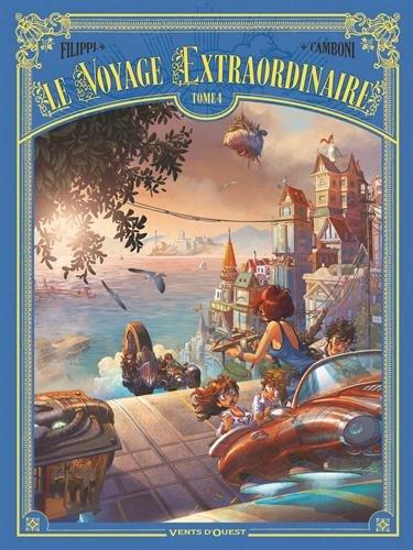 Le voyage extraordinaire (4) : Les îles mystérieuses. 1
