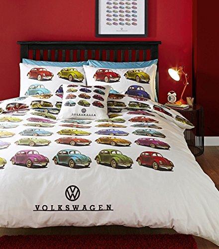 volkswagen-oficial-vw-escarabajos-juego-de-funda-nrdica-y-2-fundas-de-almohada-incluye-52-por-polist