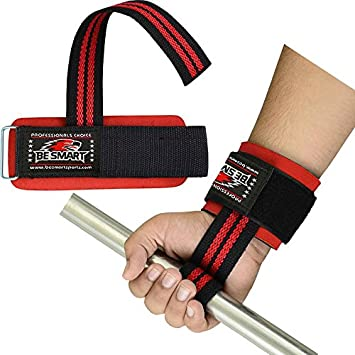 Onex Smoth Gel Weight Lifting Training Gym Straps Hand Bar Wrist Support Glove