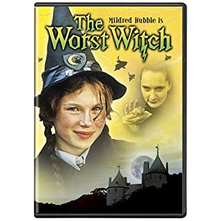 The Worst Witch (REGION 1) (NTSC) 'Up in the air' [DVD] by Una Stubbs