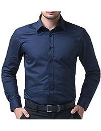 Akaas Cotton Blend Full Sleeve Men's Shirt