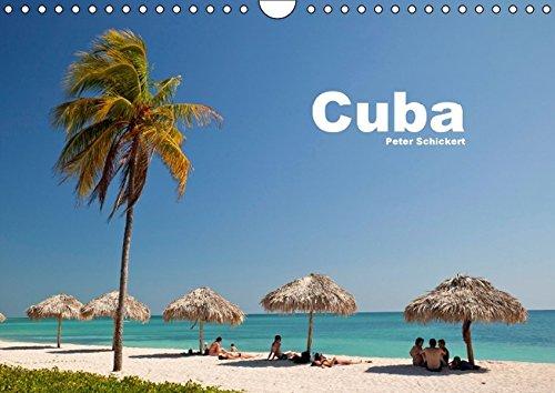 Cuba (Wandkalender 2016 DIN A4 quer): 13 Reisefotos der traumhaften Insel in der Karibik. (Monatskalender, 14 Seiten ) (CALVENDO Orte)