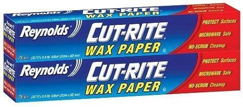 Reynolds Wrap Cut-Rite Wax Paper - 75 sq ft -