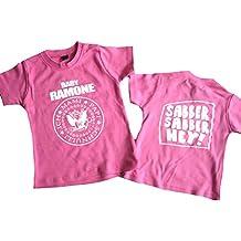 Racker-n-Roll - Camiseta - para bebé niña
