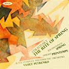 Stravinsky: The Rite Of Spring/Rachmaninov: Spring/...