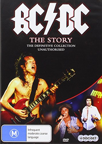 Ac/Dc - Story: The Definitive Collection - Amazon Musica (CD e Vinili)