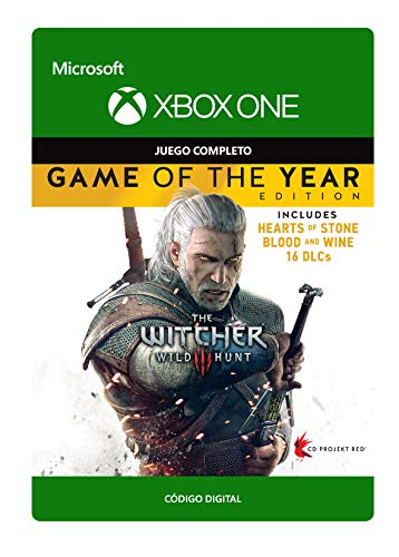 The Witcher 3: Wild Hunt - Game of The Year | Xbox One - Código de descarga
