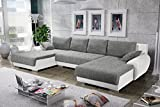 Sofa Couchgarnitur Couch Sofagarnitur LEON
