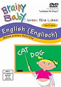 Brainy Baby - English