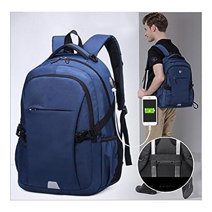 51fTsU4V%2BiL. SS416  - Beibao Mochila para portátil Mochilas para Viaje de Negocios Backpack con Puerto de Carga USB