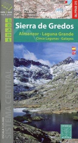 SIERRA DE GREDOS (Editorial Alpina Alpina)