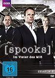 Spooks - Im Visier des MI5, Season 6 [3 DVDs]