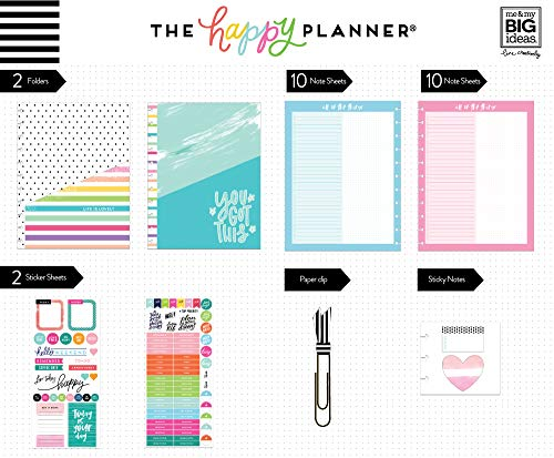 Unbekannt Happy Planner Big Accessories-Life is Lovely, 157/Pkg
