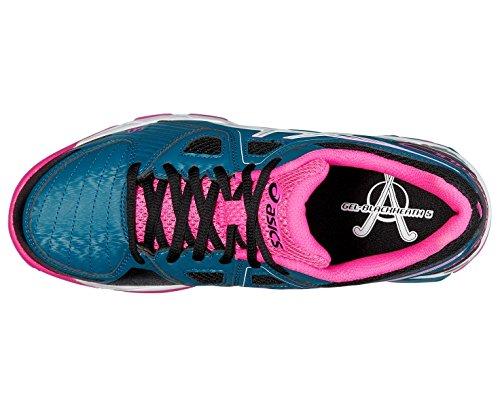 Asics Gel-Blackheath 5 Womens Hockey Chaussure - AW15 blue
