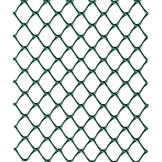 10M CHICKEN WIRE NETTING GALVANISED 10M X 0.6M X 13MM 10M CHICKEN WIRE NETTING GALVANISED 10M X 0.6M X 13MM 51fTutyJamL