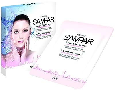 Sampar Mask Water Relief Case 75g (3Pieces) from Sampar