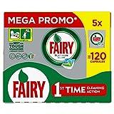 Fairy Platinum Spülmaschinen-Tabs (5x 24Stück)