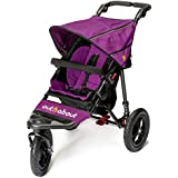 Out n About Nipper Single v4 Stroller Purple Punch