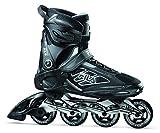 Fila Skates ROFIPRALM744000 Rollers en Ligne Homme, Noir, Taille : 44