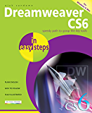 Dreamweaver CS6 in easy steps: For Windows and Mac (English Edition)