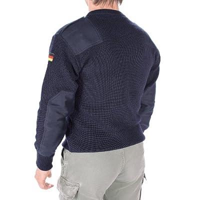 BW Pullover 80/Wo 20/Pol dunkelblau von Mil-Tec - Outdoor Shop