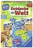 Ravensburger Kinderspiele 24990 Entdecke Die Welt Lernspiel