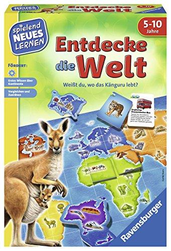 "Ravensburger Kinderspiele 24990\"" Entdecke die Welt Lernspiel"