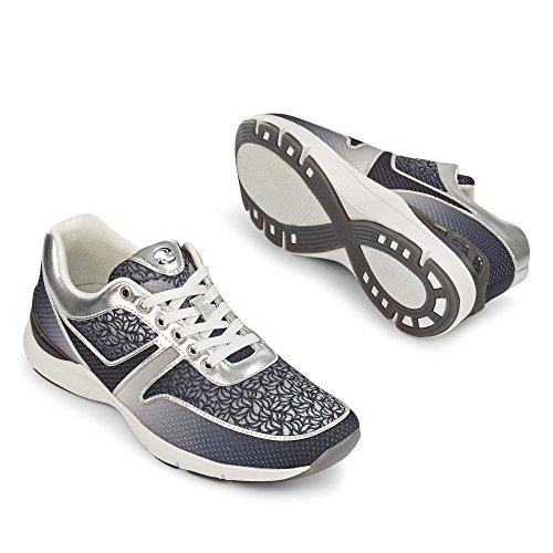 Donne Sneaker Gabor sportiva 64.303.49 Kombi grigio 37 38 39 40 38.5 40.5 Grigio