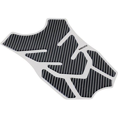 Hardcastle Tankpad - Tankschutz für Motorräder - in Carbon-Optik