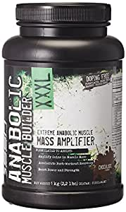 SSN Anabolic Muscle Builder XXXL (Choclate, 2.2 Lbs)