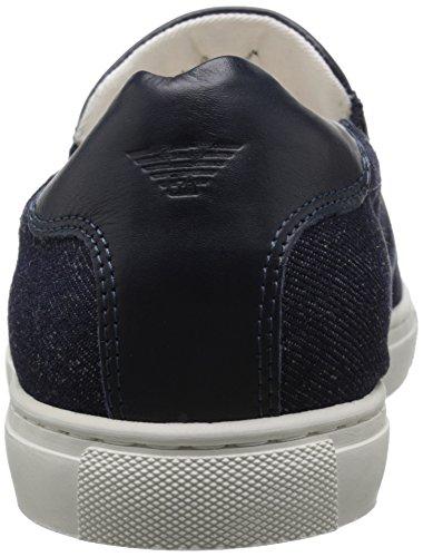 Jeans Basket C657695 Blu Armani Scuro RqtdR6