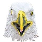 Queenshiny® máscara de látex animales (águila calva)