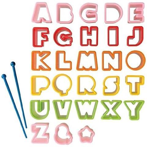 Taglia pasta alfabeto ABC Bento