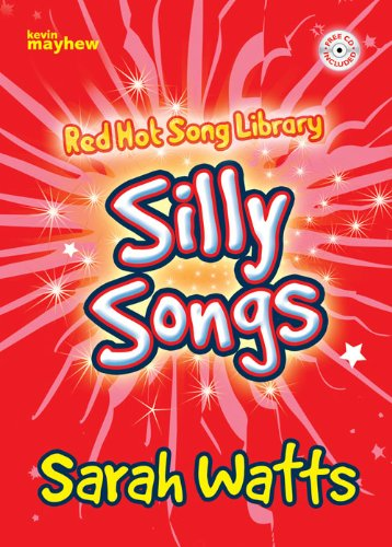 RED HOT SONG LIBRARY   SILLY SONGS BOOK & CD